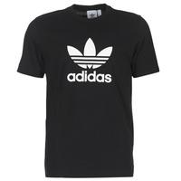 Odjeća Muškarci  Majice kratkih rukava adidas Originals TREFOIL T SHIRT Crna