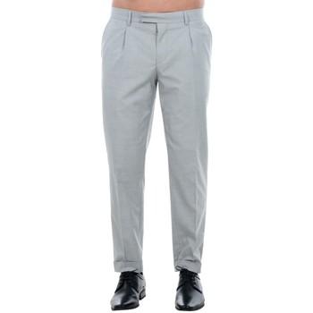 Odjeća Muškarci  Hlače od odijela Jack & Jones 12120554 JPRISAC TROUSER LIGHT GREY MELANGE Gris claro