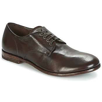 Obuća Muškarci  Derby cipele Moma BUFFALO-TESTA-DI-MORO Smeđa