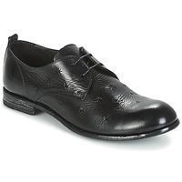 Obuća Žene  Derby cipele Moma CROSS-NERO Crna