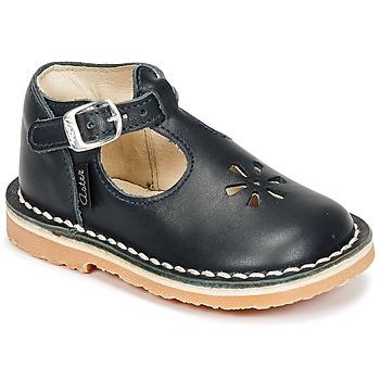 Obuća Djeca Balerinke i Mary Jane cipele Aster BIMBO Blue