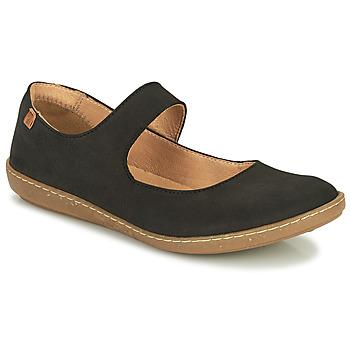 Obuća Žene  Balerinke i Mary Jane cipele El Naturalista CORAL Crna