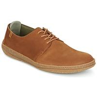 Obuća Muškarci  Derby cipele El Naturalista AMAZONIAS Smeđa