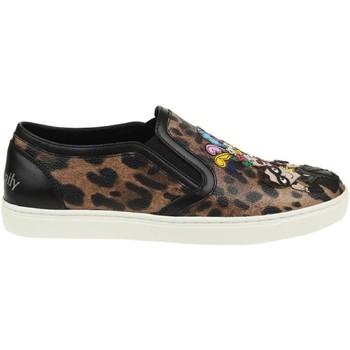 Obuća Žene  Slip-on cipele D&G CK0028 AG352 HA94N multicolore