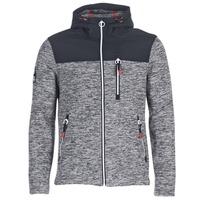 Odjeća Muškarci  Sportske majice Superdry STORM MOUNTAIN ZIPHOOD Grey