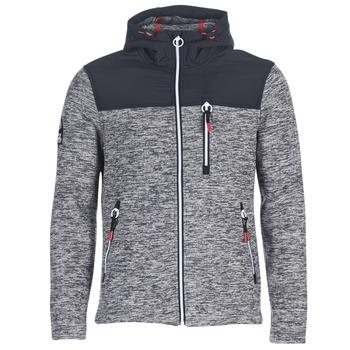Odjeća Muškarci  Sportske majice Superdry STORM MOUNTAIN ZIPHOOD Siva