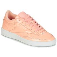 Obuća Žene  Niske tenisice Reebok Classic CLUB C 85 PATENT Pink