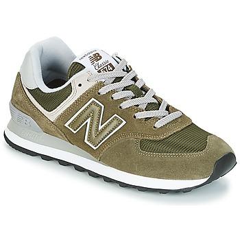 Obuća Niske tenisice New Balance ML574 Maslinasta boja