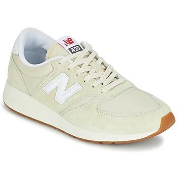 Obuća Žene  Niske tenisice New Balance WRL420 Bež