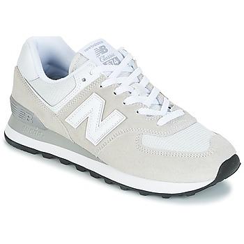 Obuća Žene  Niske tenisice New Balance WL574 Bijela