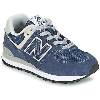 Obuća Djeca Niske tenisice New Balance 574 Blue