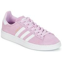 Obuća Djevojčica Niske tenisice adidas Originals CAMPUS J Ružičasta
