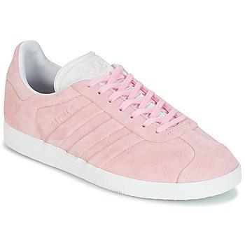 Obuća Žene  Niske tenisice adidas Originals GAZELLE STITCH Ružičasta
