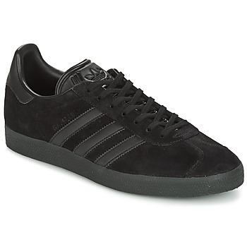 Obuća Muškarci  Niske tenisice adidas Originals GAZELLE Crna