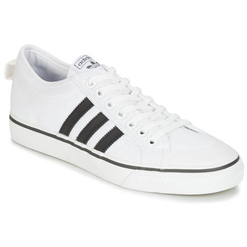 Obuća Niske tenisice adidas Originals NIZZA Bijela