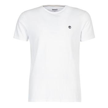 Odjeća Muškarci  Majice kratkih rukava Timberland SS DUNSTAN RIVER CREW TEE Bijela