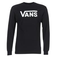 Odjeća Muškarci  Majice dugih rukava Vans VANS CLASSIC Crna