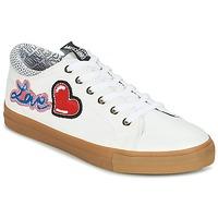 Obuća Žene  Niske tenisice Love Moschino JA15213G15 Bijela