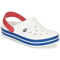 Obuća Klompe Crocs CROCBAND Bijela / Blue / Red