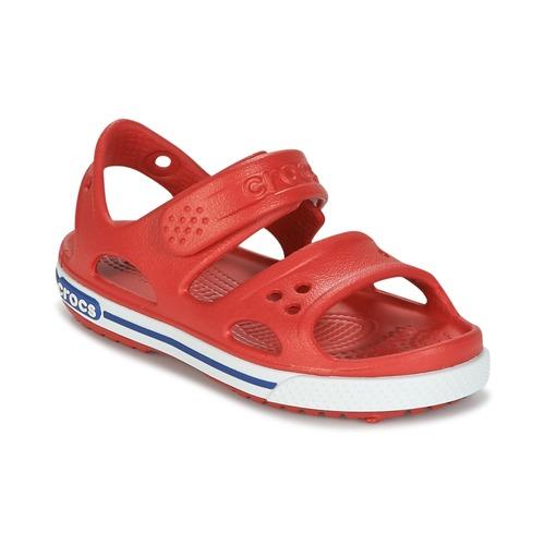 Obuća Djeca Sandale i polusandale Crocs CROCBAND II SANDAL PS Red