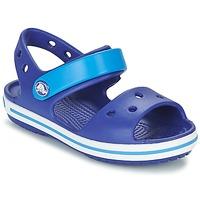 Obuća Dječak  Sandale i polusandale Crocs CROCBAND SANDAL KIDS Blue