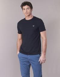 Odjeća Muškarci  Majice kratkih rukava Fred Perry RINGER T-SHIRT Blue