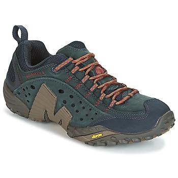 Obuća Muškarci  Pješaćenje i planinarenje Merrell INTERCEPT Blue