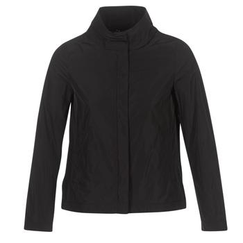 Odjeća Žene  Kratke jakne Geox PORTCE Crna