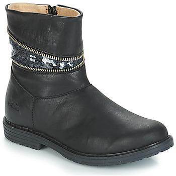 Obuća Djevojčica Čizme za grad GBB MAFALDA Crna