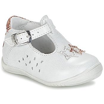 Obuća Djevojčica Balerinke i Mary Jane cipele GBB SEVERINE Bijela