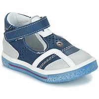 Obuća Djevojčica Balerinke i Mary Jane cipele GBB SALVADORE Blue / Siva