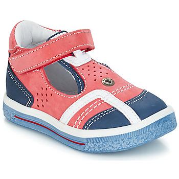 Obuća Djevojčica Balerinke i Mary Jane cipele GBB SALVADORE Red / Blue