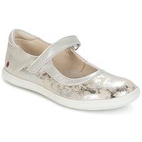 Obuća Djevojčica Balerinke i Mary Jane cipele GBB PLACIDA Vte / Bež-srebrna / Dpf / Cuba