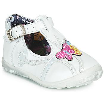 Obuća Djevojčica Balerinke i Mary Jane cipele Catimini SOLEIL Bijela
