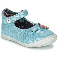 Obuća Djevojčica Balerinke i Mary Jane cipele Catimini SITELLE Blue / Srebrna