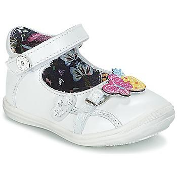 Obuća Djevojčica Balerinke i Mary Jane cipele Catimini SITELLE White