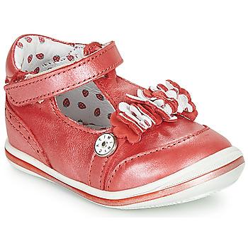 Obuća Djevojčica Balerinke i Mary Jane cipele Catimini SANTOLINE Red