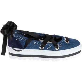 Obuća Žene  Balerinke i Mary Jane cipele Msgm 2241MDS09Y 020 Jeans