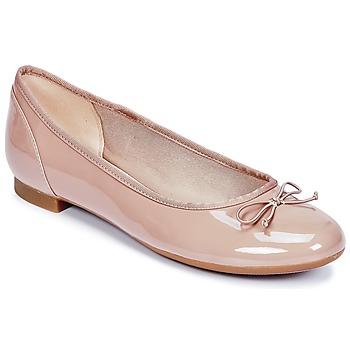 Obuća Žene  Balerinke i Mary Jane cipele Clarks COUTURE BLOOM Nude