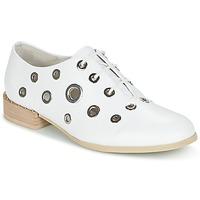 Obuća Žene  Derby cipele Café Noir IVET Bijela
