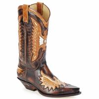 Obuća Muškarci  Čizme za grad Sendra boots CHELY Smeđa