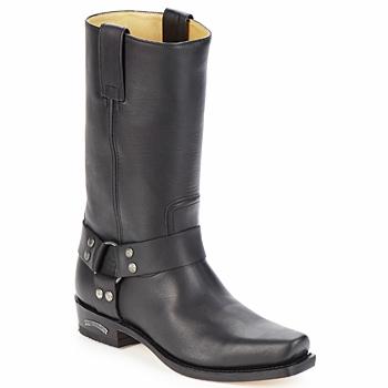 Obuća Muškarci  Čizme za grad Sendra boots EDDY Crna