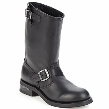 Obuća Muškarci  Polučizme Sendra boots OWEN Crna
