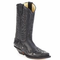 Obuća Čizme za grad Sendra boots CLIFF Crna
