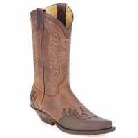 Obuća Čizme za grad Sendra boots BUNDA Smeđa