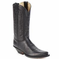 Obuća Čizme za grad Sendra boots FLOYD Crna