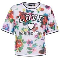 Odjeća Žene  Topovi i bluze Love Moschino W4G2801 Bijela
