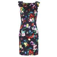 Odjeća Žene  Kratke haljine Love Moschino WVG3100 Crna / Multicolour