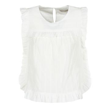 Odjeća Žene  Topovi i bluze See U Soon 8111036 Bijela