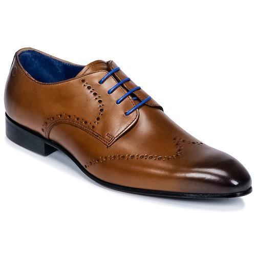 Obuća Muškarci  Derby cipele Carlington FRUTO Smeđa